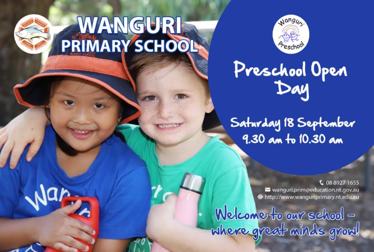 Preschool Open Day
